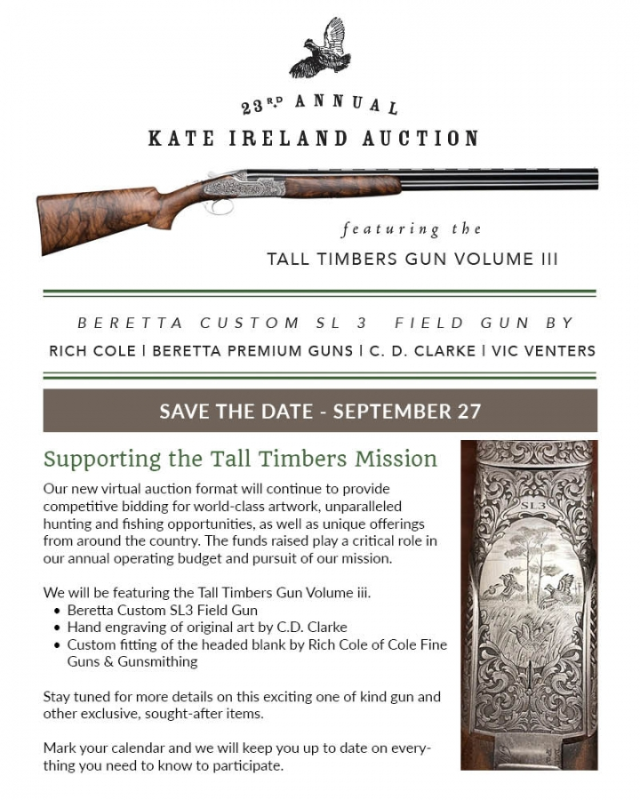 Tall Timbers Gun Volume III