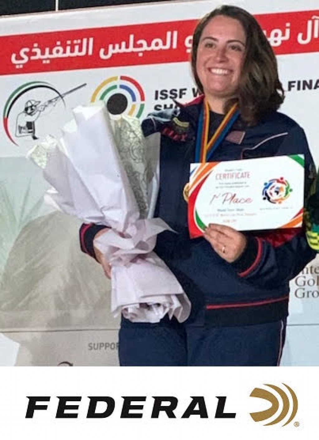 Two American Shotgunners Take Gold at the ISSF World Cup in Al Ain, UAE