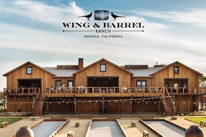 WING & BARREL RANCH MEMBERSHIPS FINALIZE AS STUNNING MULTIUSE CLUBHOUSE NEARS COMPLETION