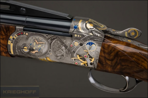 Shotgun Life in Gardone Val Trompia: Part 6, Creative Art Engravers