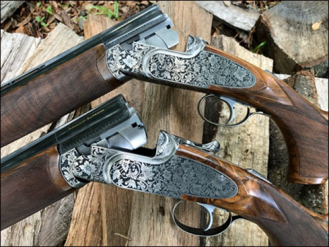 "The ""Wow"" of Kemen's Titanium 20-Bore Matched Pair"
