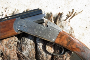 The New Krieghoff 28-Gauge Parcours at Backwoods Quail Club