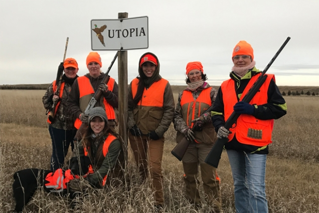 Pheasants Forever Launches New Site to Connect and Cultivate Sportswomen for the Uplands