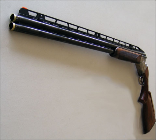 Exclusive: Forthcoming Zoli VCS Combines High-Rib Sporter With Traditional Shotgun