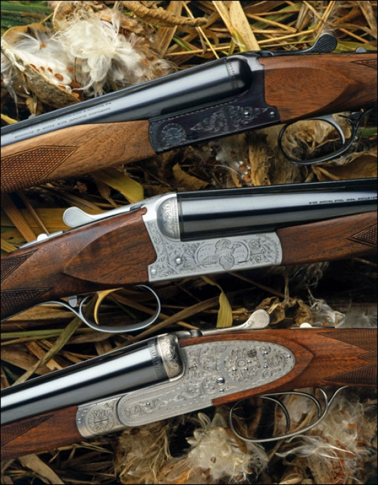 Comparing Two American Side-by-Side Classics: The Winchester Model 21 with the Browning BSS
