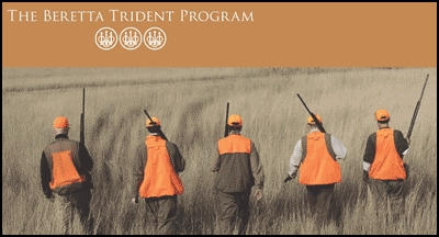 Beretta Trident Program Designates Excellence in Hunting and Shooting Venues by Announcing its First Destinations