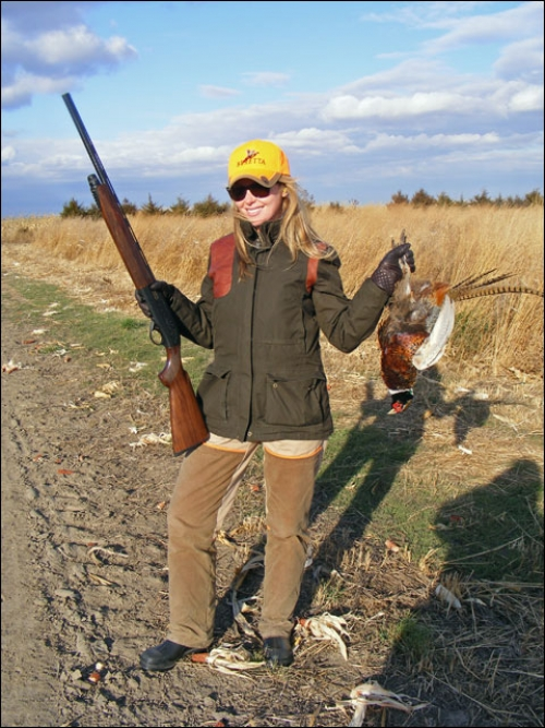 Cheyenne Ridge Signature Lodge: Pheasants Gone Wild Hunted With the Newest Beretta Semi-Auto