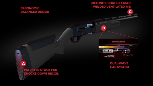 Savage Introduces the Renegauge Semi-Auto