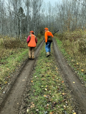 Humbled by Ruffed Grouse in Michigan's Upper Peninsula