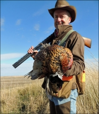 First Day into Pheasant Hunting's Fabled Fields
