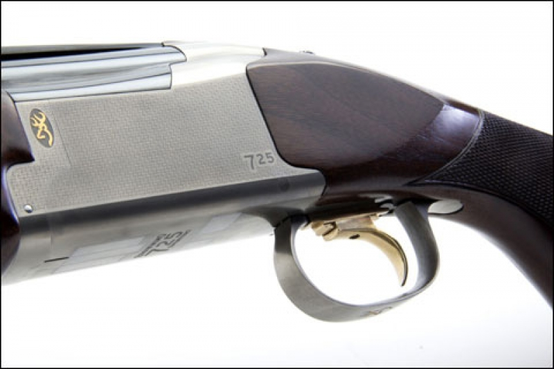The New Browning 20-Gauge 725 Sporting is a Gem - Shotgun Life