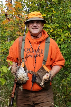 Hunting Minnesota's Ruffed Grouse Opener (Weather Permitting)