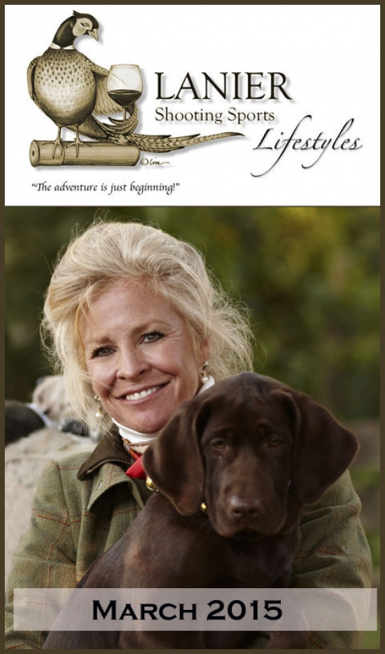 Lanier Shooting Sports Lifestyles - March 2015
