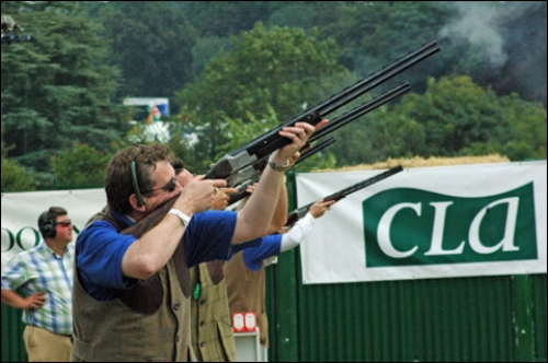 The 2010 CLA Game Fair: a Sportsman's Midsummer Dream