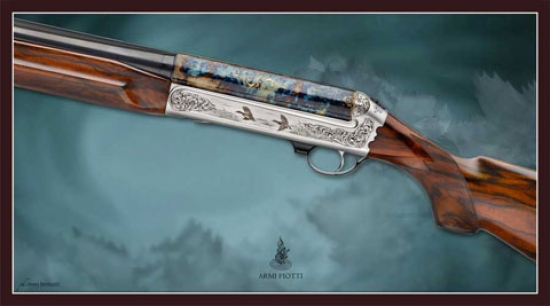 Blasphemy or Genius, Here's the New Semi-Auto From Piotti