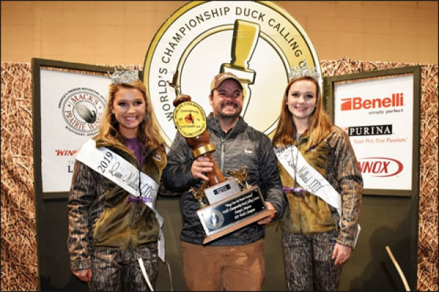 The Mother of All Duck Calling Championships