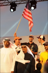Americans Win Top Prizes at the $735,000 Nad Al Sheba Sporting Clays Championship in Dubai