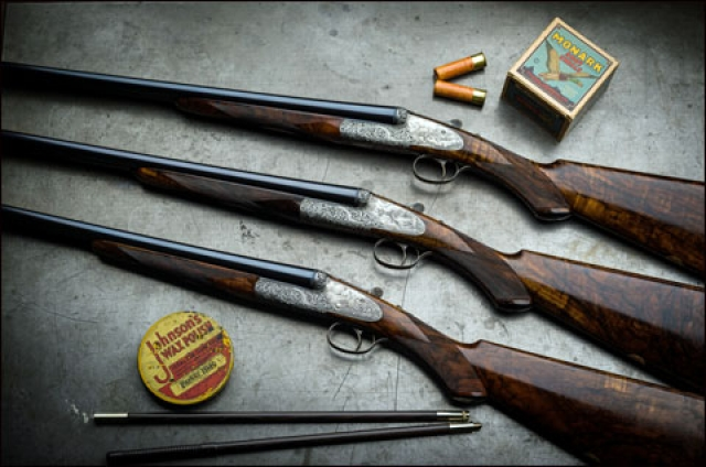Westley Richard's L.D. McCaa II: How to Build a Quality Collection of Shotguns