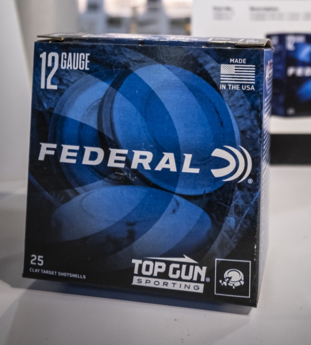 Federal Ammunition Expands Top Gun Products Line