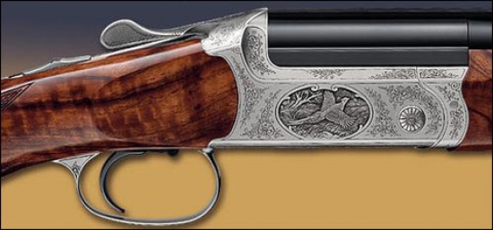 The Renegade Genius of the Blaser F3