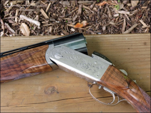 Shooting Krieghoff's New K-80 Parcours – The Lightest K-80 Ever