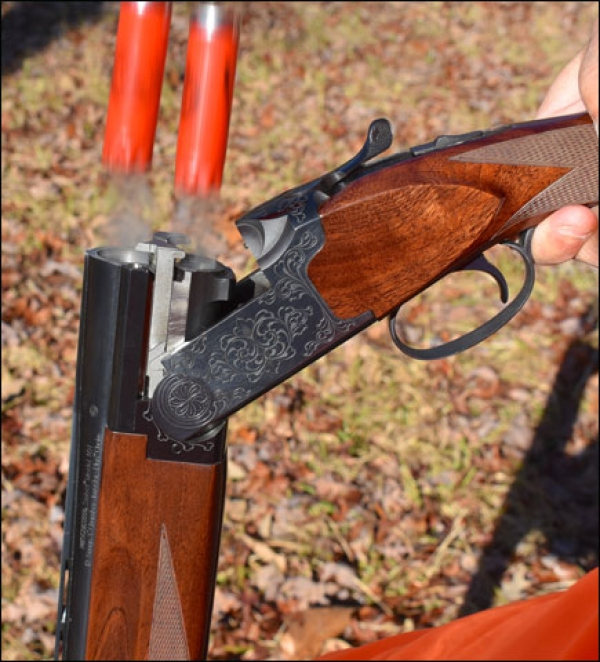 Winchester's Select 101 Provides 12-Gauge Power in a Feather-Light Over/Under