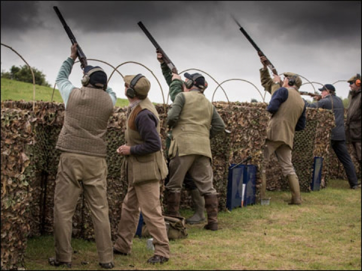The Wingshooting Schools of England: Part 3, The E.J. Churchill Shooting Ground