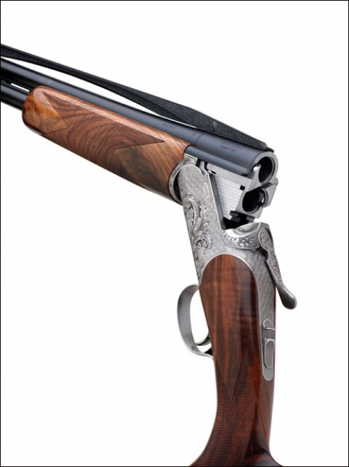 Caesar Guerini, FABARM, Ithaca, Franchi, Connecticut Shotgun and Webley & Scott Hightlight New Sporting Shotguns at the 2012 Shot Show