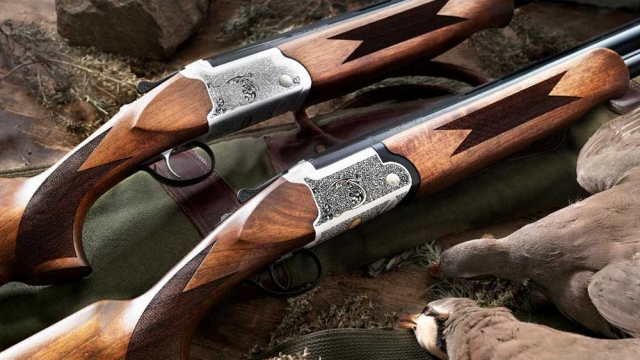 TriStar Arms Announces Trinity Over/Under Shotguns Now Available