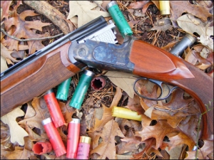 100 Rounds of Sporting Clays With the B. Rizzini BR320