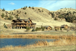 The Gray Cliffs Ranch Lodge
